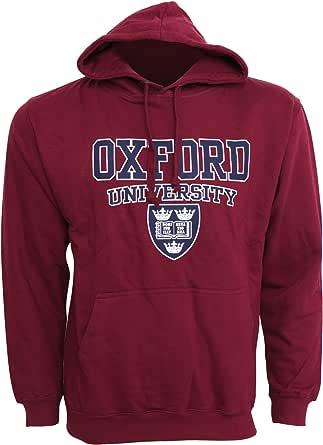 Oxford University Sudadera con Capucha diseño Hombre/Caballero - Deporte/Gimnasio/Running