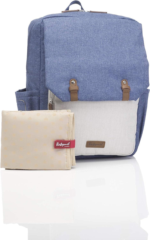 Babymel George Unisex Diaper Backpack