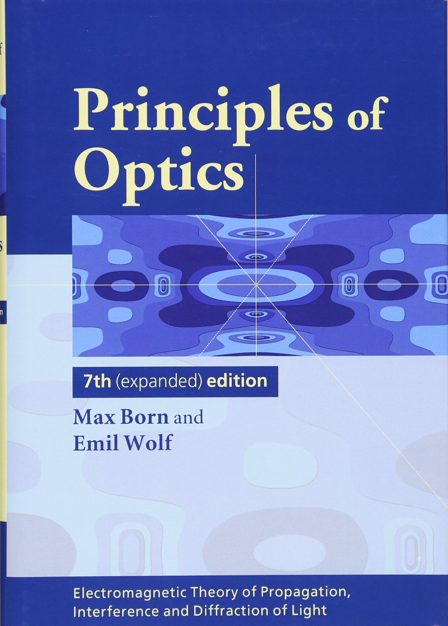 amazon principles of optics electromagnetic theory of propagation