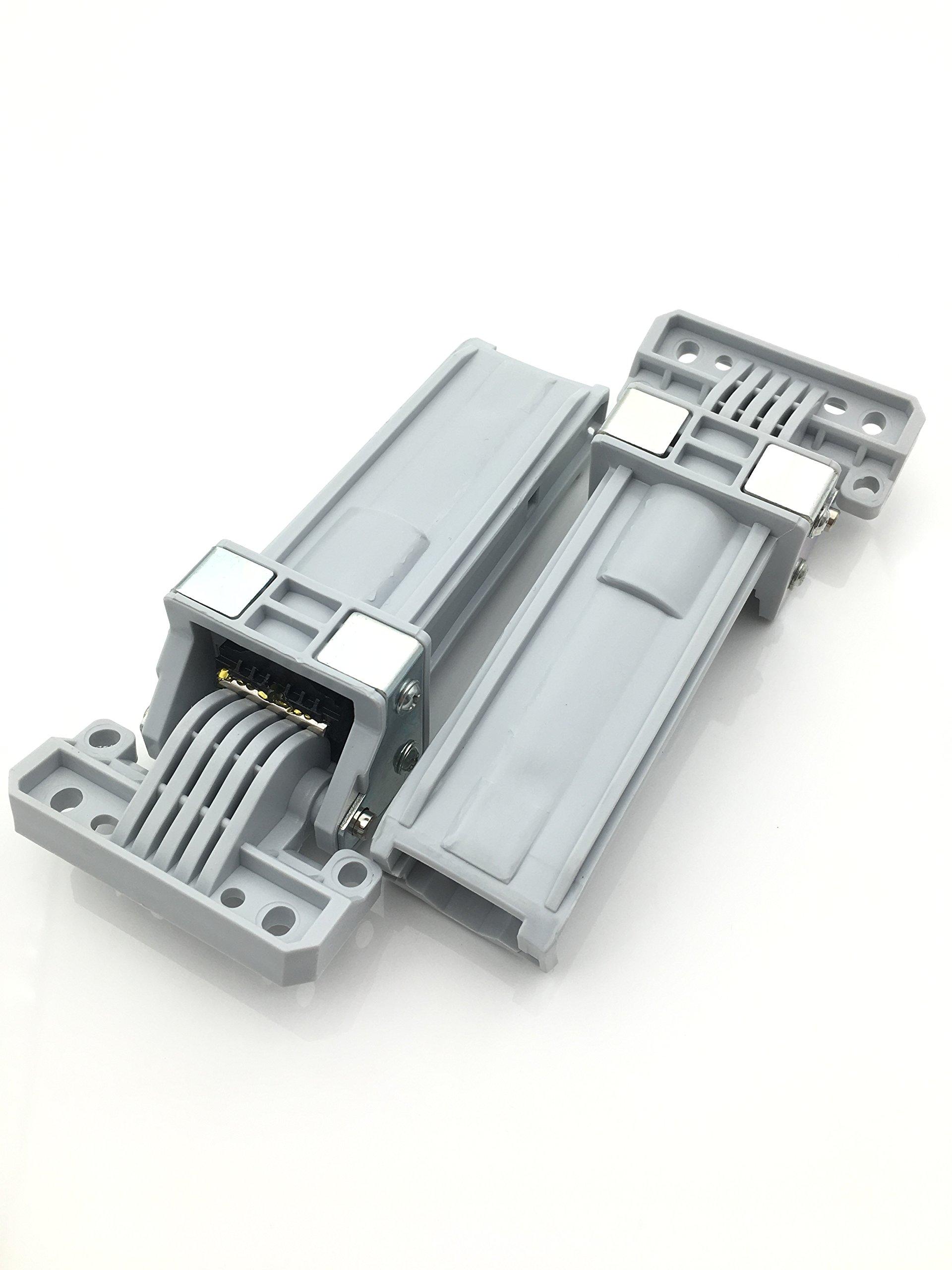 2PC X OKLILI Q7404-60029 Q7404-60024 Q7404-60025 ADF Hinge Assy ASM Assy-Hinge-HR for HP 500 MFP M525 M575 M521 M775 CM4540 by OKLILI (Image #2)