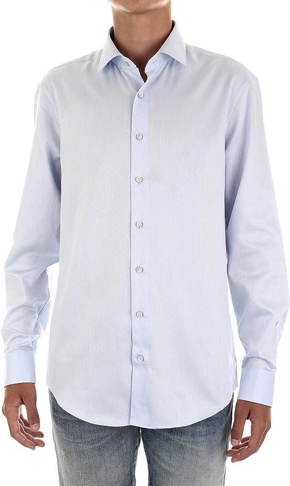 Calvin Klein K10K104766 Camisa Hombre 41: Amazon.es: Ropa y accesorios
