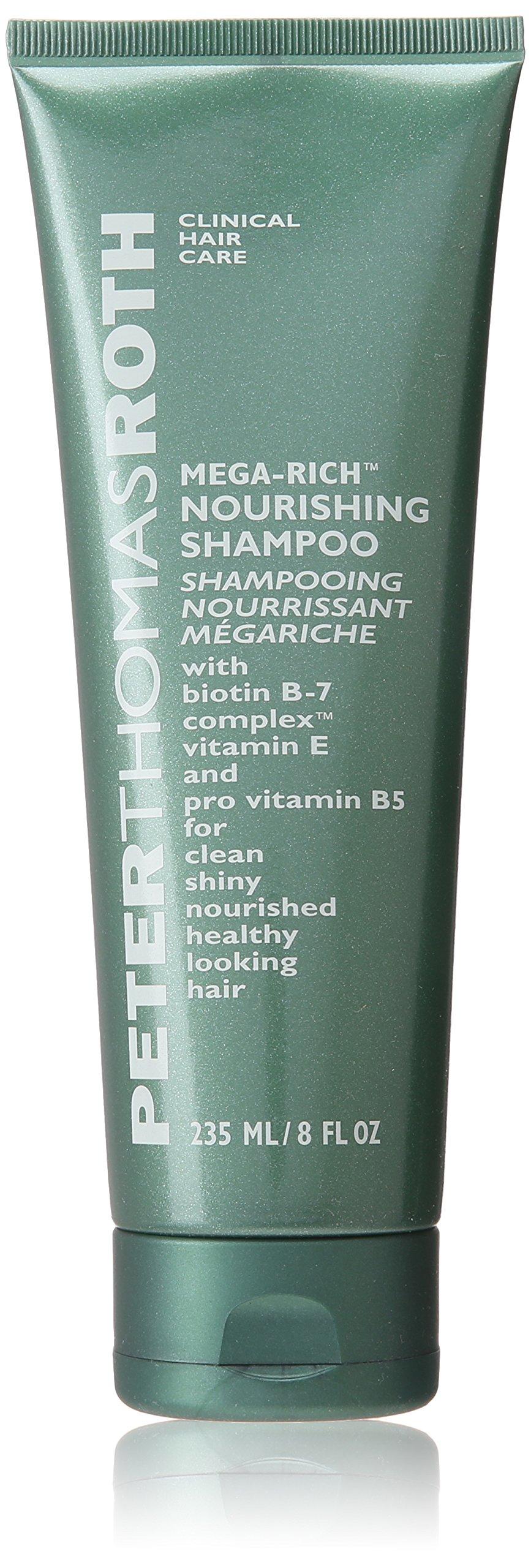 Peter Thomas Roth Mega Rich Shampoo, 8 Fluid Ounce by Peter Thomas Roth (Image #1)