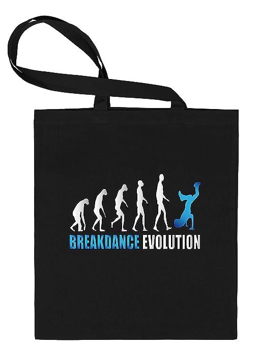 Breakdance Evolution - Bolsa de tela estampado por una cara ...