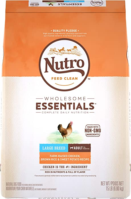 Top 9 Nutro Wholesome Essentials Dry Dog Food