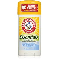 6-Pack Arm & Hammer Essentials Solid Deodorant 2.5 oz
