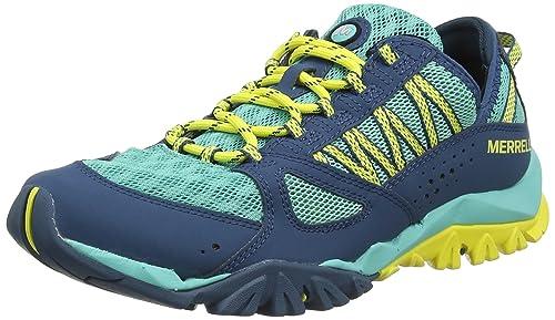 Merrell Tetrex Surge Crest, Zapatillas de Senderismo para Mujer: Amazon.es: Zapatos y complementos