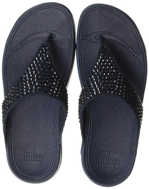 cc32935c2715 Fitflop Women s Glitzie Toe-Thong Sandals  Amazon.co.uk  Shoes   Bags
