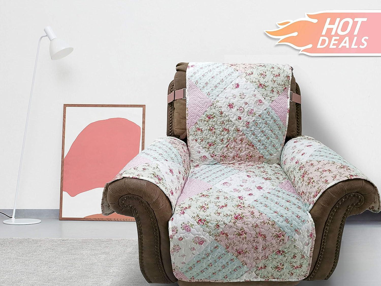 Amazon.com: Protector de muebles de sofá con diseño de ...