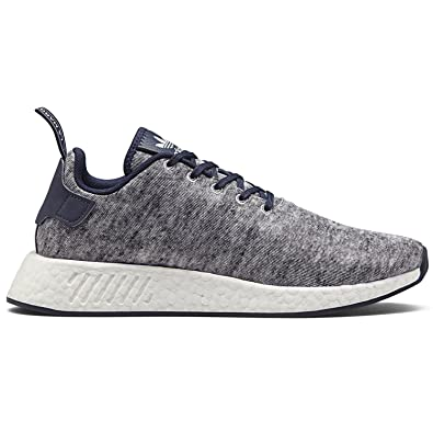 158d2d8cc adidas NMD R2 (United Arrows   Sons) Mens in Core Heather Matte Silver