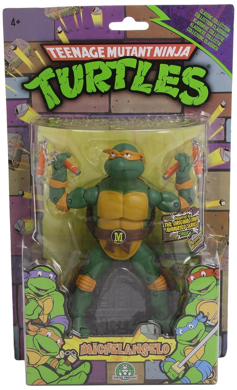 Tortugas Ninja - Figura Classic para coleccionistas [modelo ...