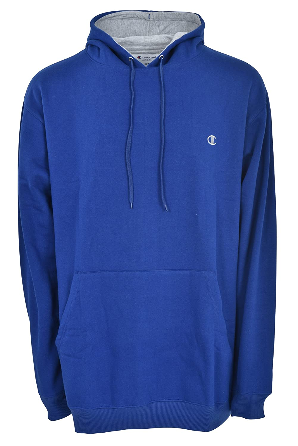 Champion Men's Big-Tall Fleece Pullover Hoodie CH101