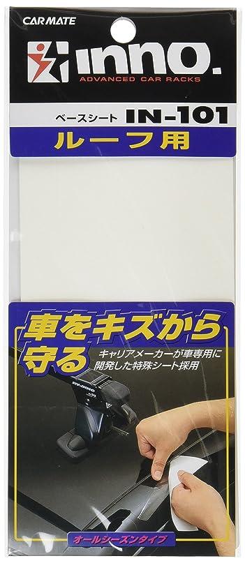 クロス怠感さようならカーメイト(CAR MATE) INNO INB137 ベーシックバーセット
