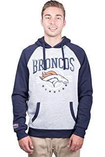 2d12a72ae35e2 ICER Brands NFL Men's Fleece Hoodie Pullover Sweatshirt University, Team  Color