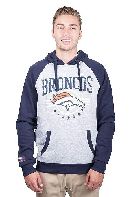 c0459de3b799 Amazon.com   ICER Brands NFL Men s Fleece Hoodie Pullover Sweatshirt ...