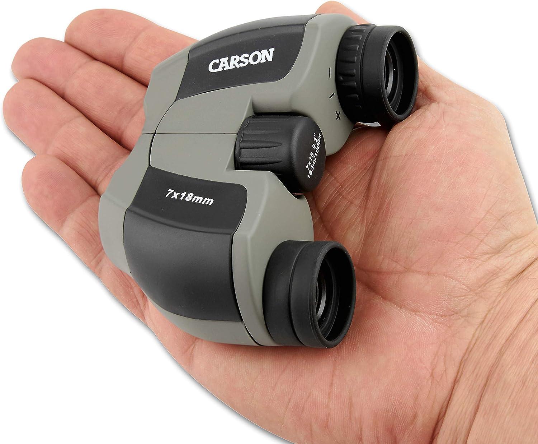Carson Jd 718 Miniscout Ultra Kompaktfernglas Kamera