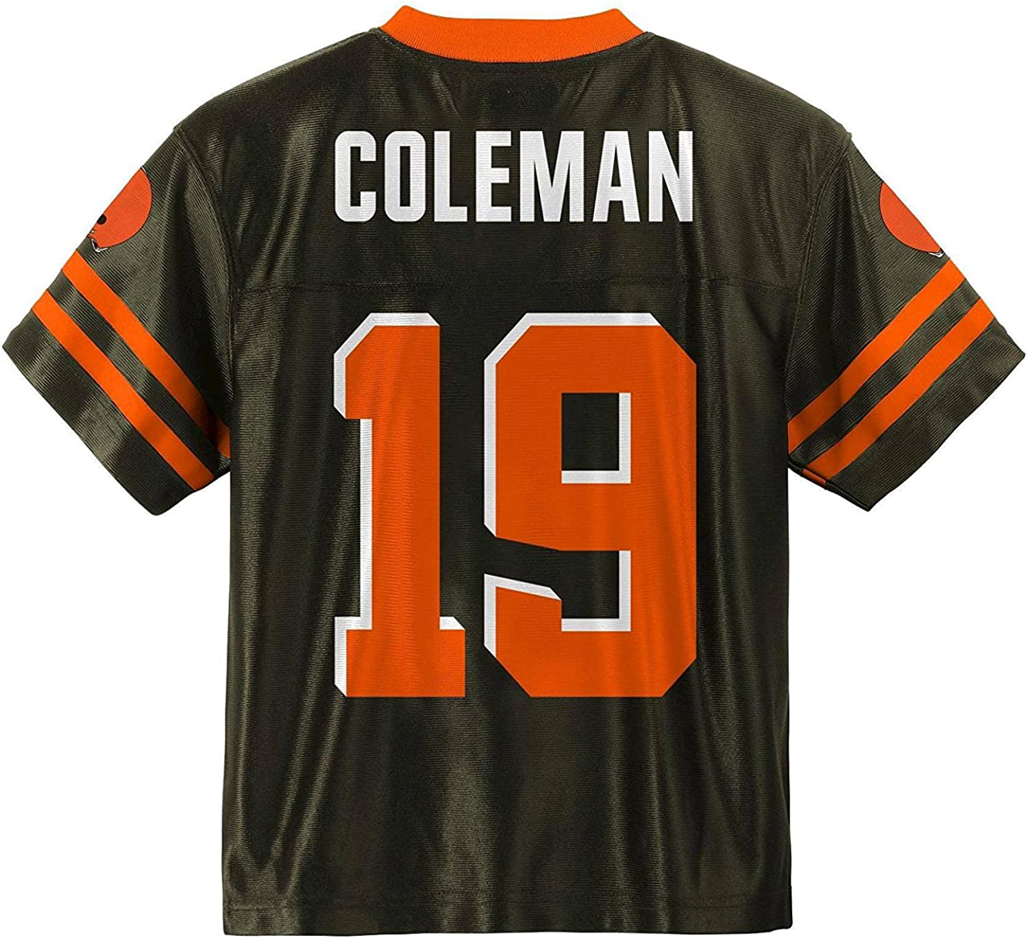 Amazon.com: Corey Coleman Cleveland Browns Brown Youth Player Home ...