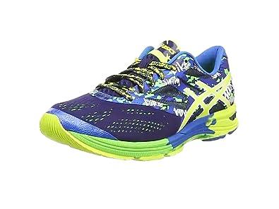 Asics Gel-Noosa Tri 10, Men's Training Running Shoes, Midnight/Flash Yellow