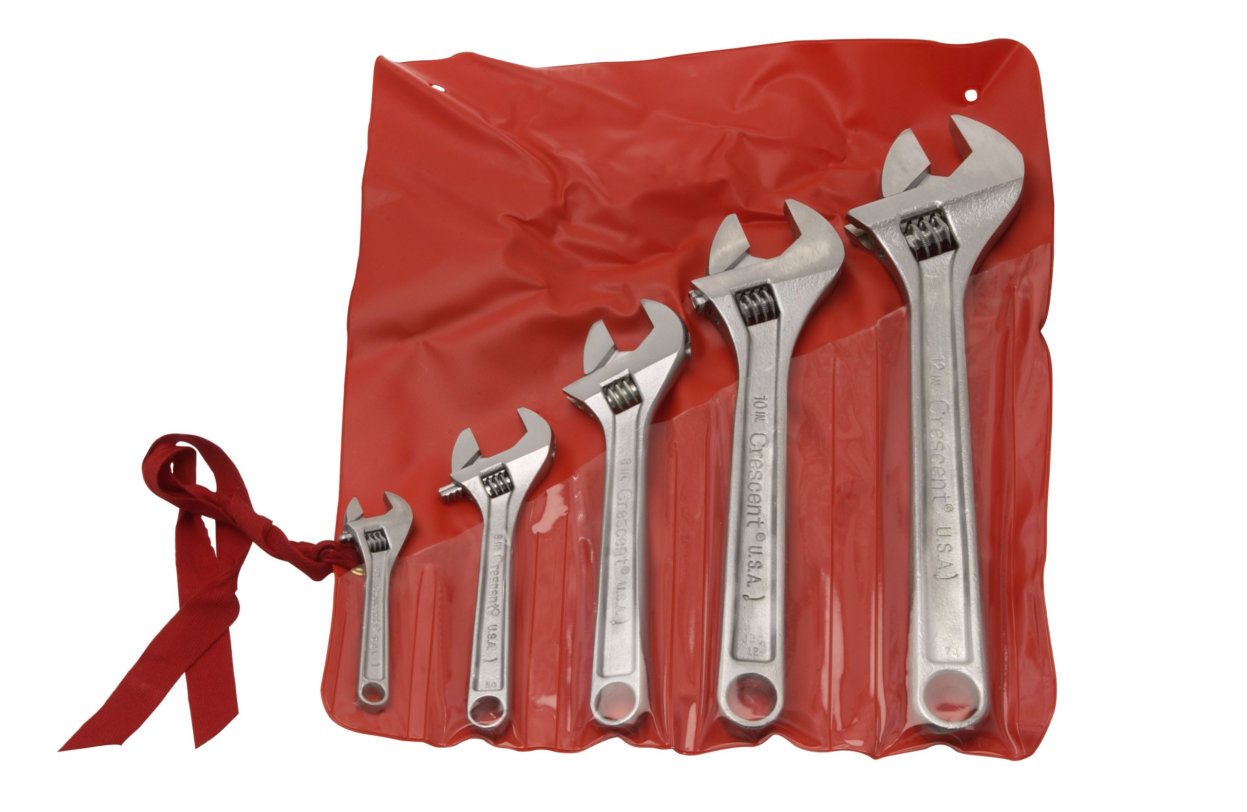 Crescent AC5 Home Hand Tools Wrenches Adjustable Sets