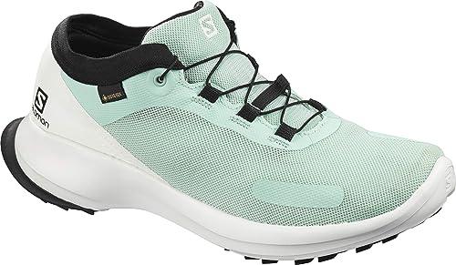 Salomon Sense Feel GTX W, Zapatillas de Running para Asfalto para ...