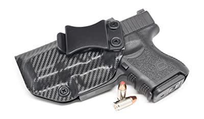 Concealment Express IWB KYDEX Holster: fits GLOCK 26 27 33