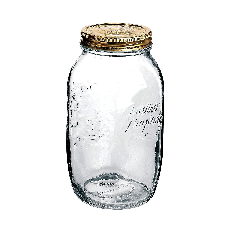 Tarro de Cristal para peladillas Publilancio 12 x 7 cm con Cuchara de Madera