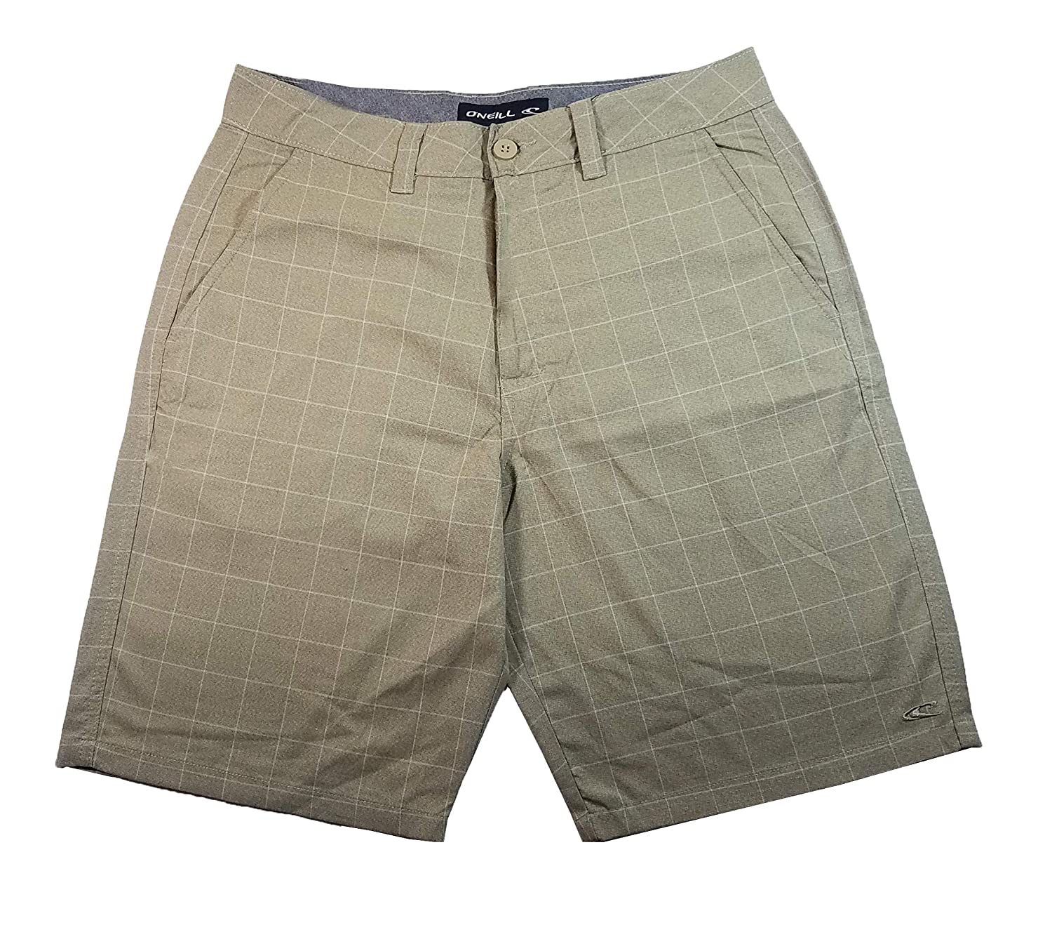 ONEILL Stretch Plaid Walk Short