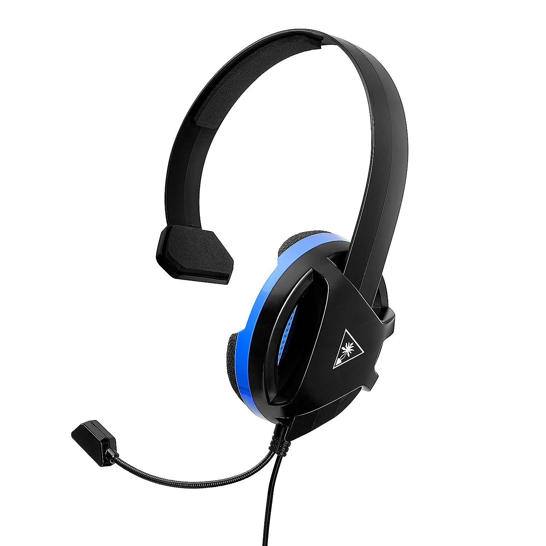 Turtle Beach Recon Chat - Auriculares gaming para PS4 y Xbox One: playstation 4: Amazon.es: Videojuegos