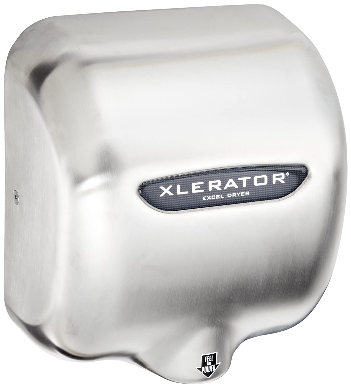 Merveilleux Amazon.com: XLERATOR XL SBX Automatic High Speed Hand Dryer With Brushed  Stainless Steel Cover And 1.1 Noise Reduction Nozzle, 5.5 A, 277 V:  Industrial U0026 ...