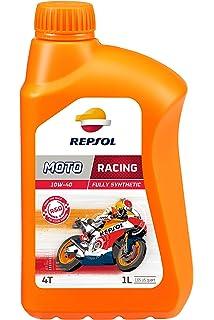 Castrol Power 1 Racing Aceite de Motores 10W-50 4T 1L (Sello ...