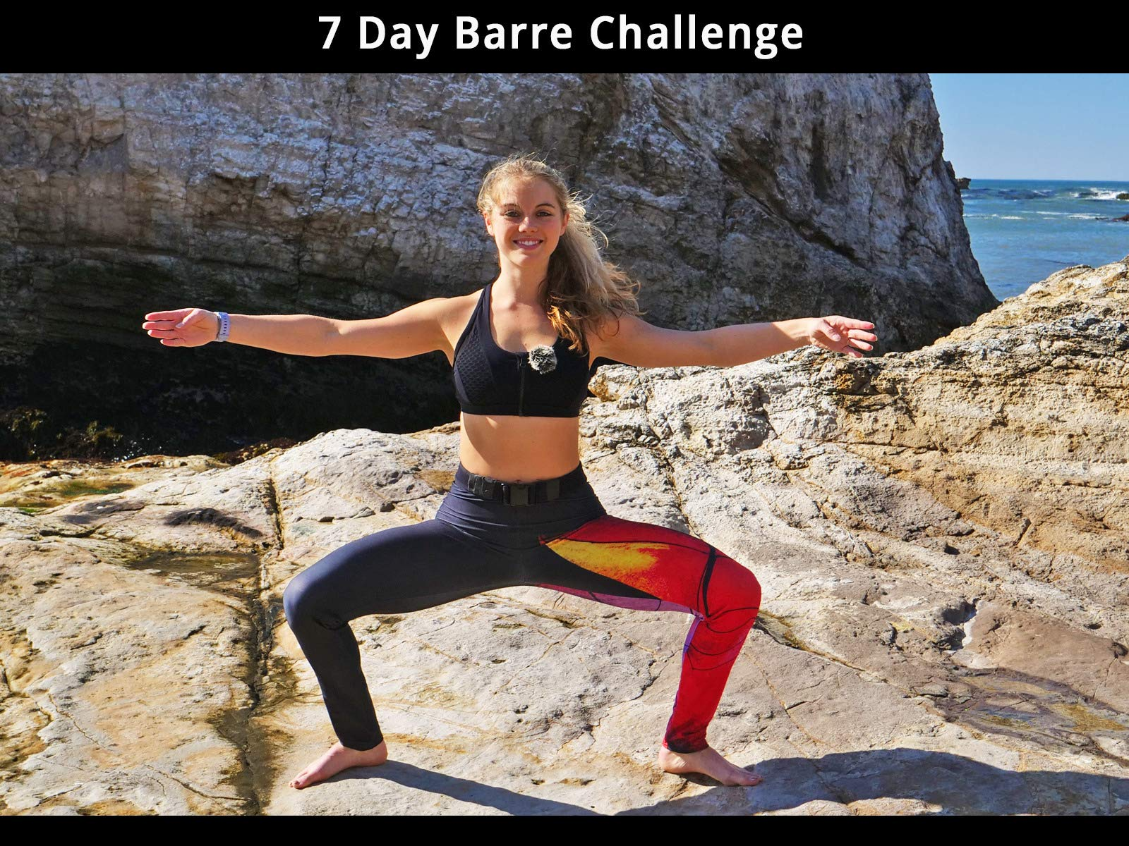 7 Day Barre Challenge on Amazon Prime Video UK