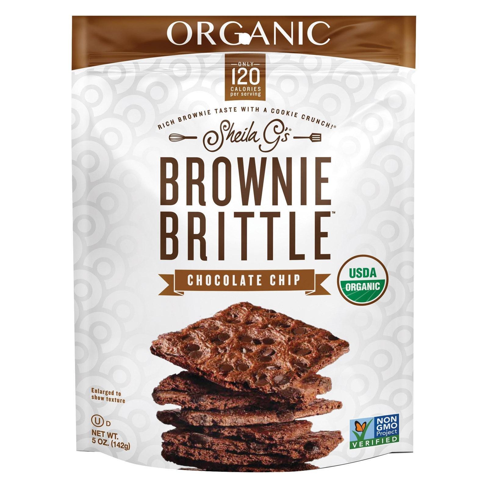 Sheila G's Brownie Brtle,Og2,Ch Chi 5 Oz (Pack Of 12)