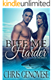 Bite Me Harder (a paranormal shifter novel) (Guardians of the Deep Book 2)