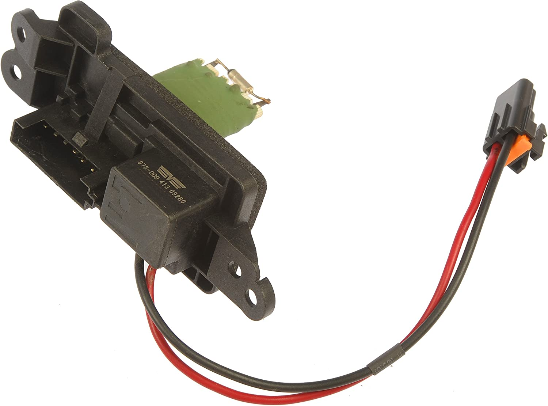 HVAC Blower Motor Resistor Front Dorman 973-009