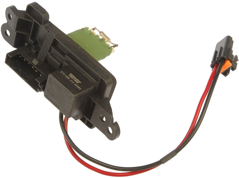 Dorman 973-009 Blower Motor Resistor for Cadillac/Chevrolet Dorman - TECHoice DOR973009