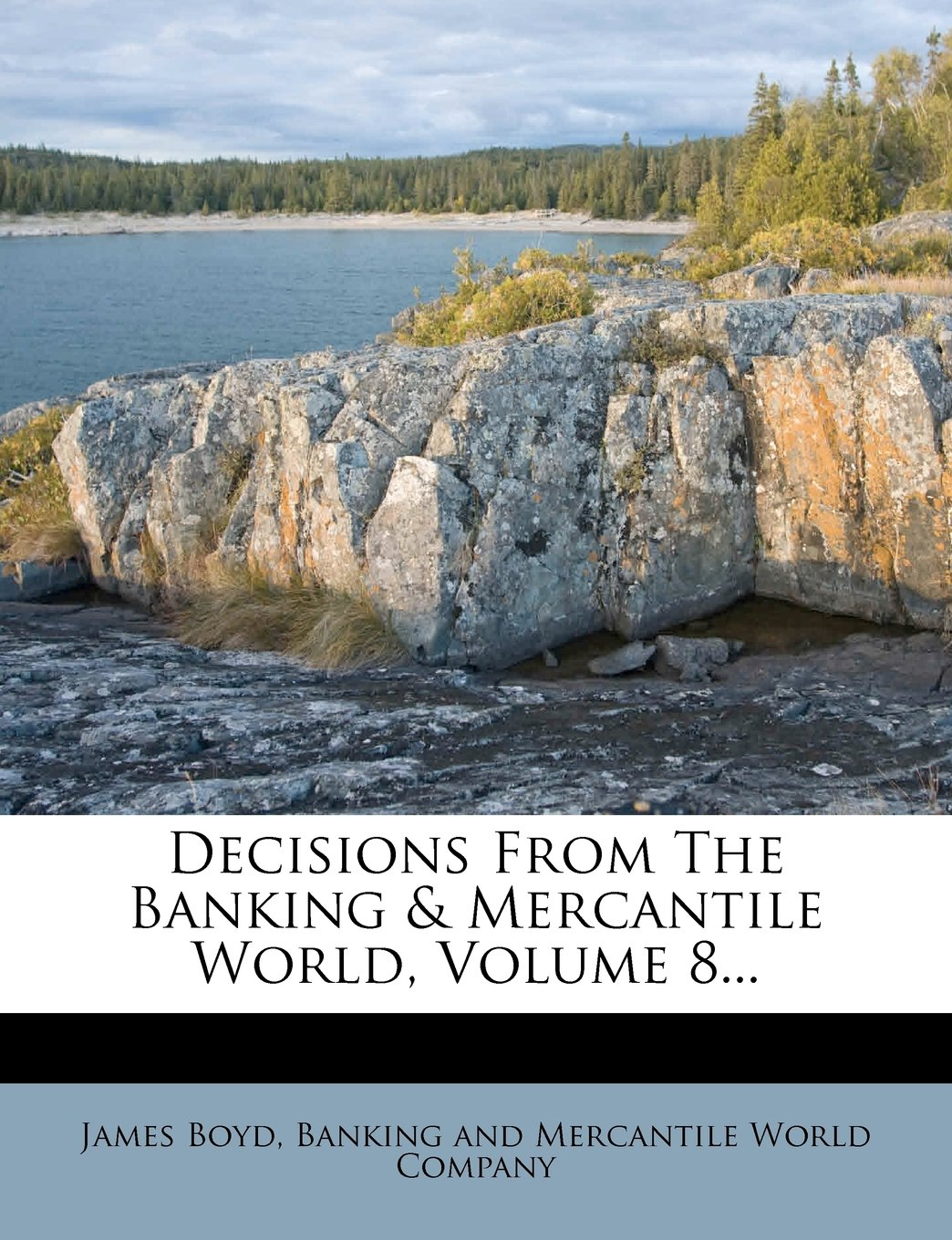 Download Decisions From The Banking & Mercantile World, Volume 8... pdf epub