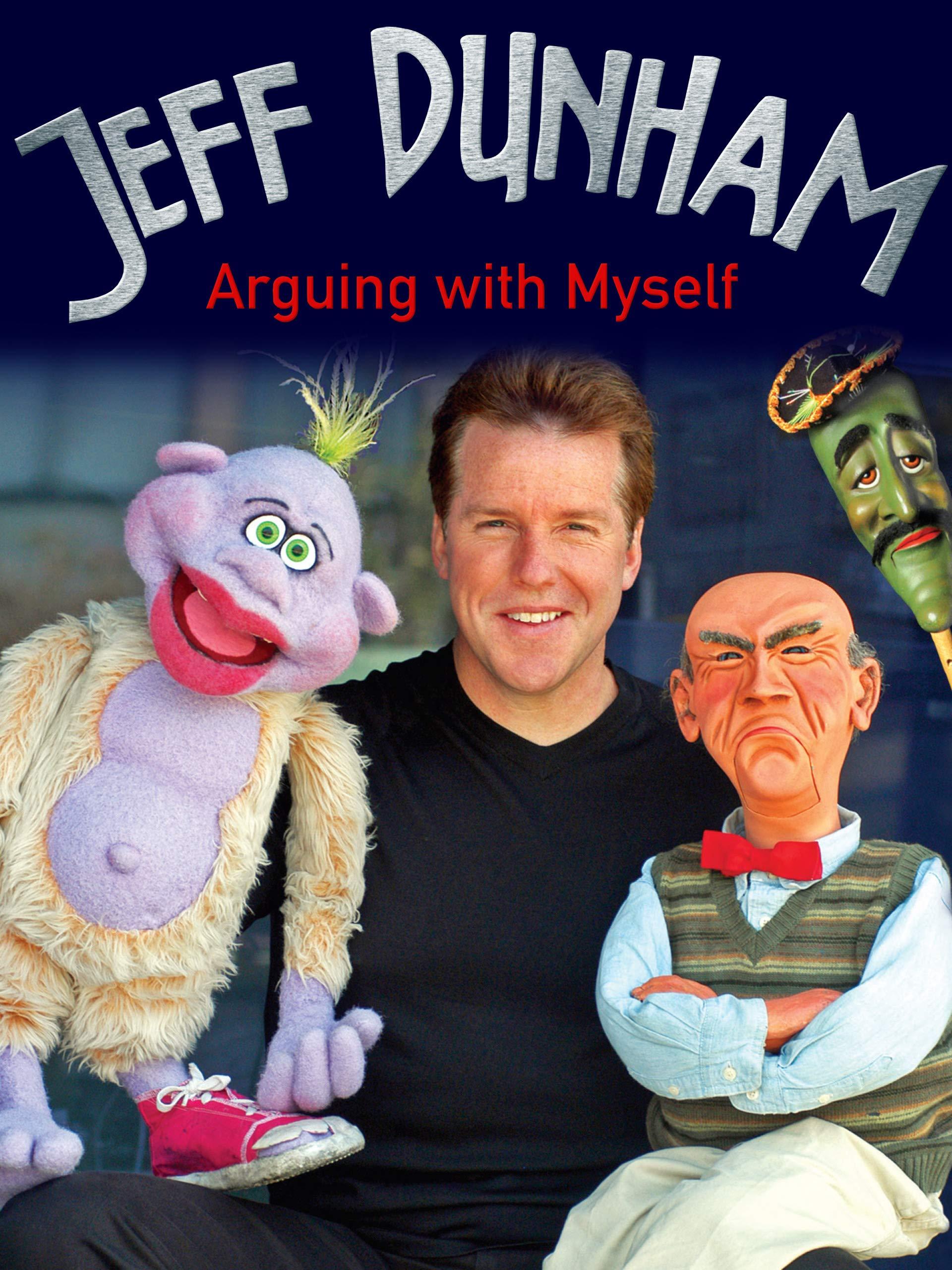Amazon.com: Jeff Dunham: Arguing with Myself: Jeff Dunham, Manny ...