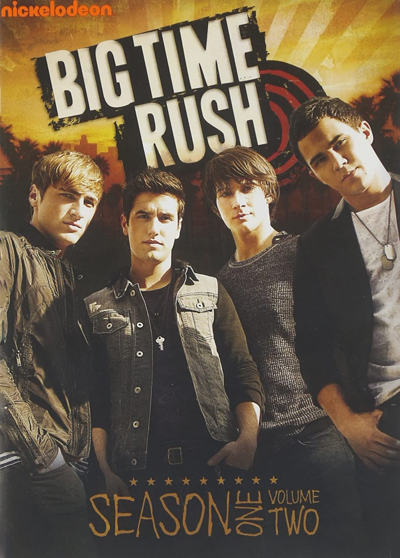 Amazon Big Time Rush Season 1 Volume Two Kendall Schmidt
