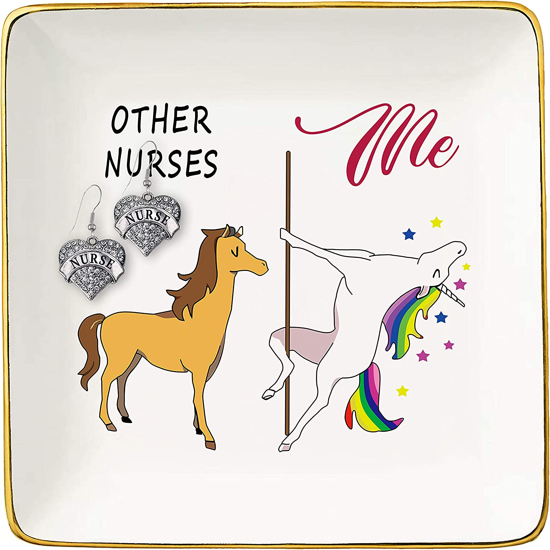 Nurse Pr... Details about  /Funny Unicorn Nurse Practitioner Gifts Gift For Nurse Practitioner