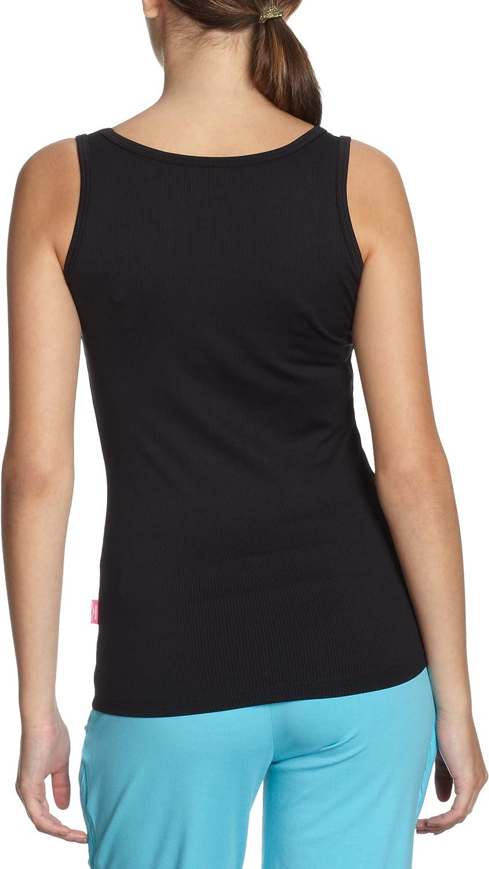 Venice Beach Damen Sport Fitness Tank Top Shirt NEW IDAHO Weiß Regular Fit