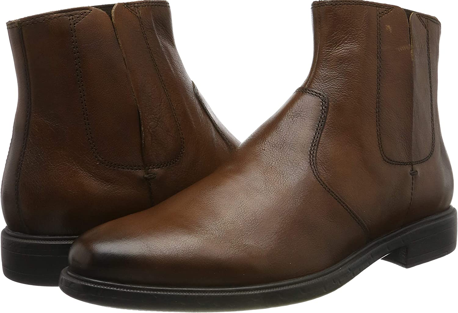 Geox U Terence D Bottes Chelsea Homme
