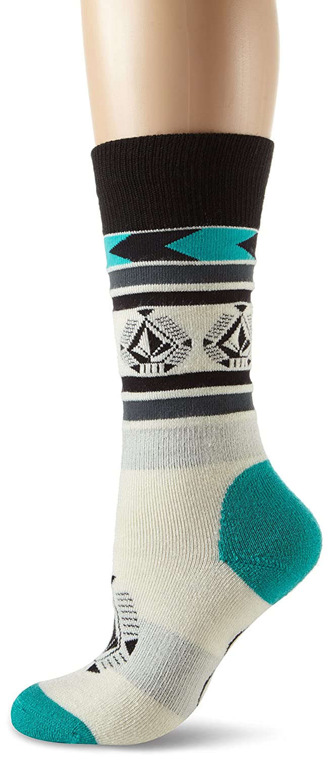 Volcom Calcetines Spear, Teal, XS/S, k6351700tel: Amazon.es: Deportes y aire libre