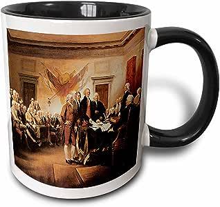 Amazon.com: 3D Rose 126872_4 Two-Tone Ceramic Mug 11 oz