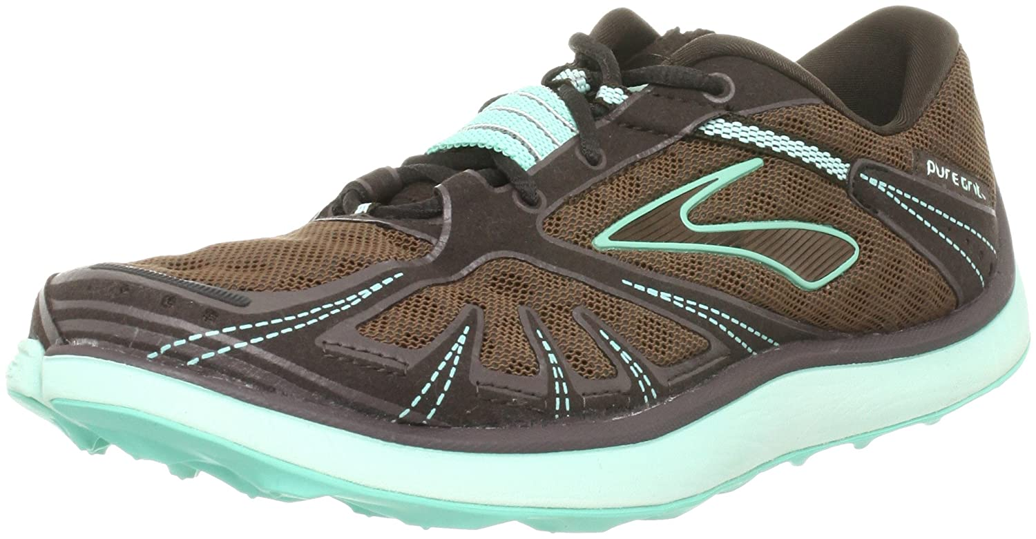 026c0d7e2a663 Brooks PureGrit Women s Trail Running Shoes Brown  Amazon.co.uk  Shoes    Bags