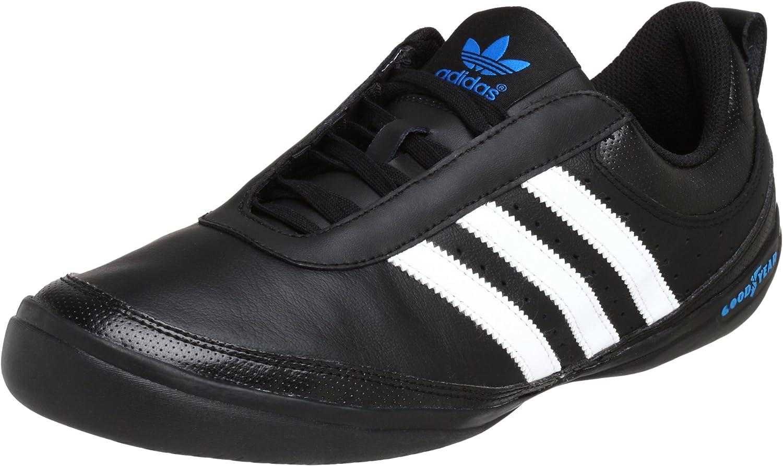 triatlón el viento es fuerte Delegar  Adidas Originals Men's Goodyear Street 2 Driving  Shoes,Black/White/Bluebird,4 M US: Amazon.ca: Clothing & Accessories