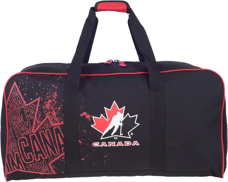 Hockey Canada Official 30 Inch Hockey Equipment Duffle Bag: Clothing