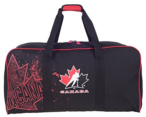 Image result for Hockey Canada Official 30 Inch Hockey Equipment Duffle Bag