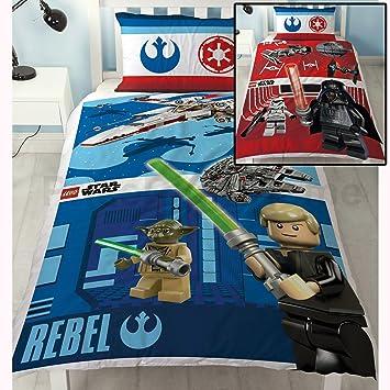 Lego Star Wars Kampf Einzel Bettwäsche Polybaumwolle
