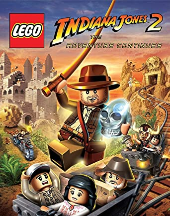 Lego Indiana Jones 2 The Adventure Continues Pc Code Steam