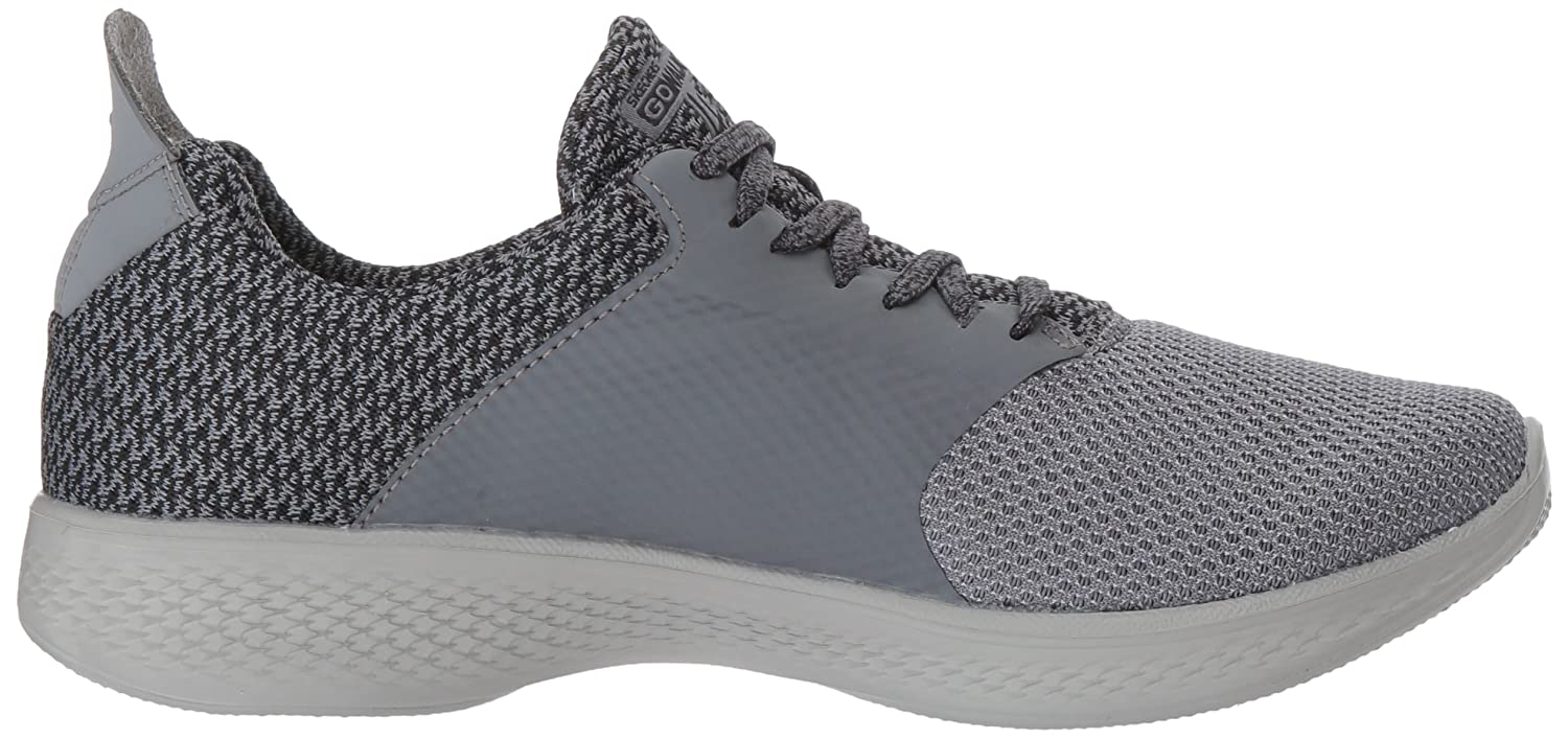 Skechers Performance Women's Go Walk 4 Sustain B06WWLDRN4 9.5 B(M) US|Charcoal