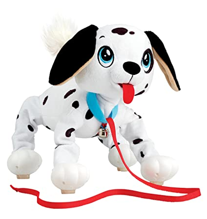 amazon com peppy pups dalmatian 8 toys games